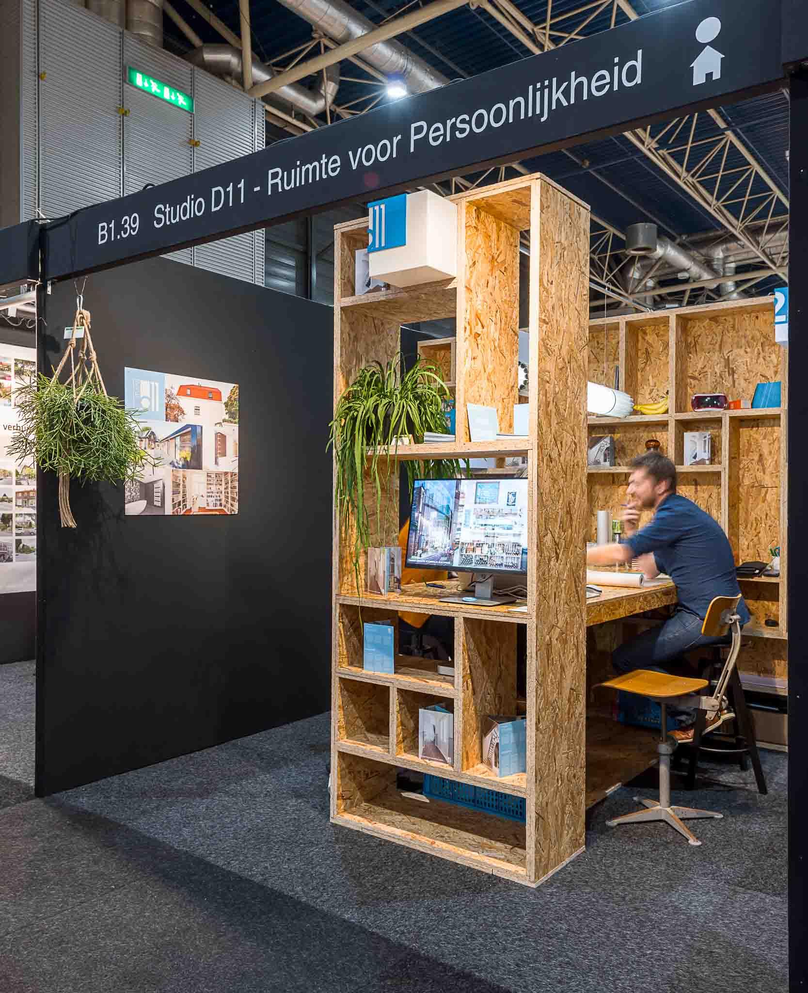 Succesvolle beurs eigen huis studio d11 for Beurs eigen huis bouwen