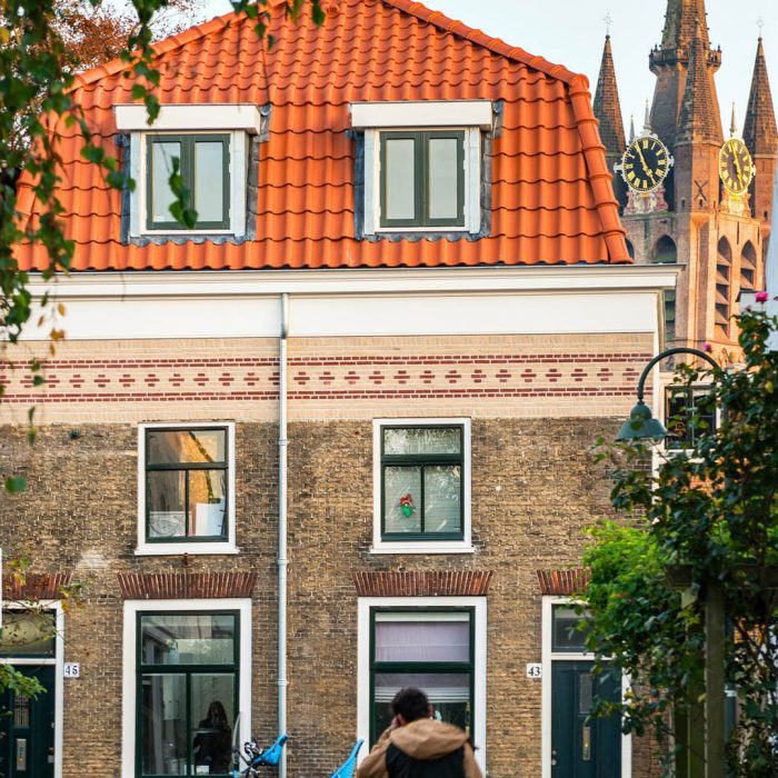 Dirklangenstraat Delft